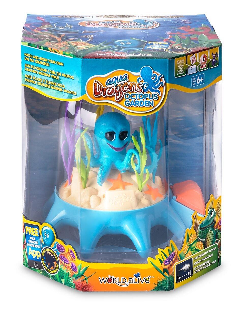 Aqua Dragons Amigos Marinos Juguete Educativo, (World Alive 4013): Amazon.es: Juguetes y juegos
