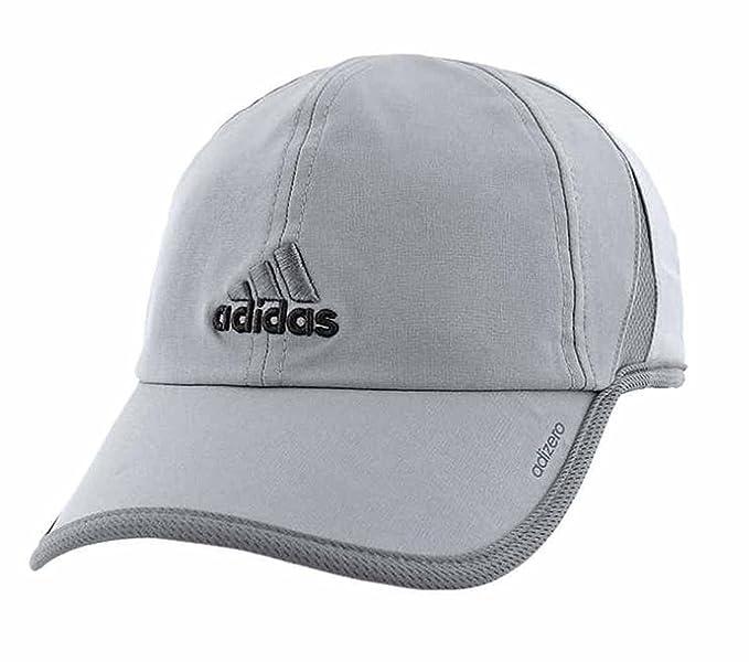 911e719a36d1f Adidas Men s Adizero Climacool UPF 50 Lightweight Performance Hat ...