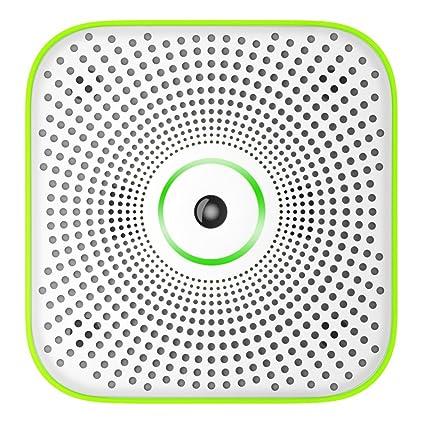 Aisoul Wifi Cámara Oculta Espía Detector - HD 1080p IP Cámara de Seguridad interior inalámbrico con App ...