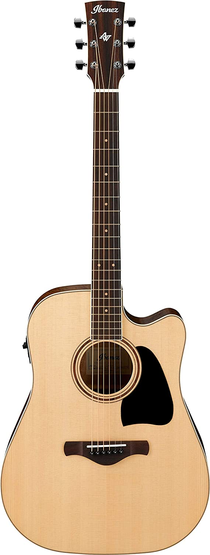 Ibanez AW417CE-OPS - Guitarra acústica dreadnought