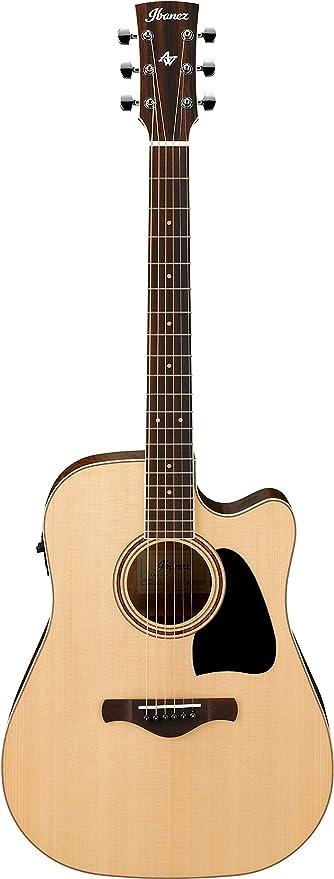 Ibanez AW417CE-OPS - Guitarra acústica dreadnought: Amazon.es ...