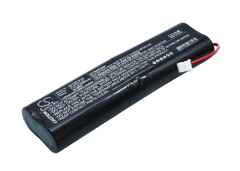 Cameron Sino 5200mAh/38.48wh batería de repuesto para TOPCON hiper Pro CS-TOP101XL_0001