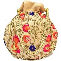 Shubh Shagun Ethnic Rajasthani Women handbag Potli wallet women bags
