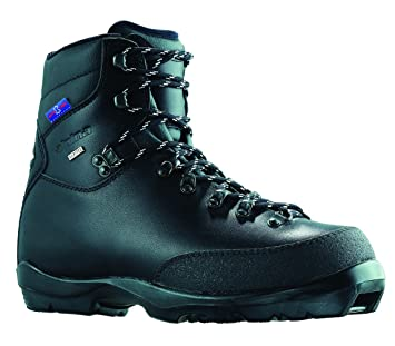 Alpina BC-1600 Leather Back-Country Nordic Cross-Country Ski Boots ...