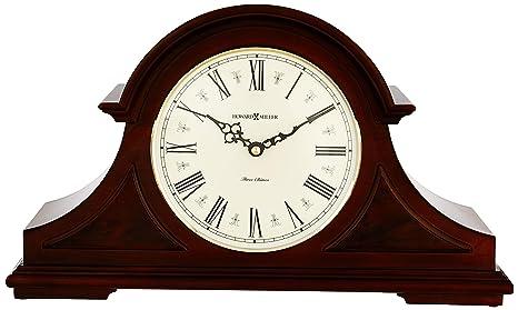 Amazon.com: Howard Miller 635 – 107 Burton II Reloj de mesa ...