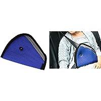 Safe-O-Kid - Pack of 2 - Car Safety Essential, Seat Belt Holder/Shortener for Toddlers