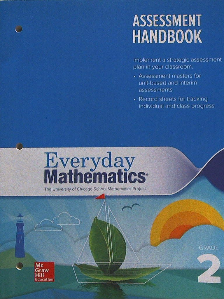 Everyday Mathematics, The University of Chicago School Mathematics Projects, Assessment Handbook, Grade 2, 9780021366088, 002136608X pdf epub