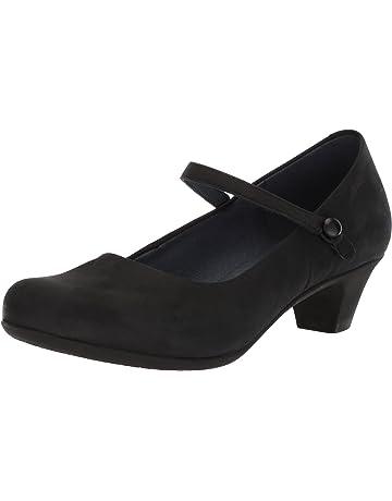 sneakers for cheap 3396f 365fc Amazon.it: Mary Jane basse: Scarpe e borse