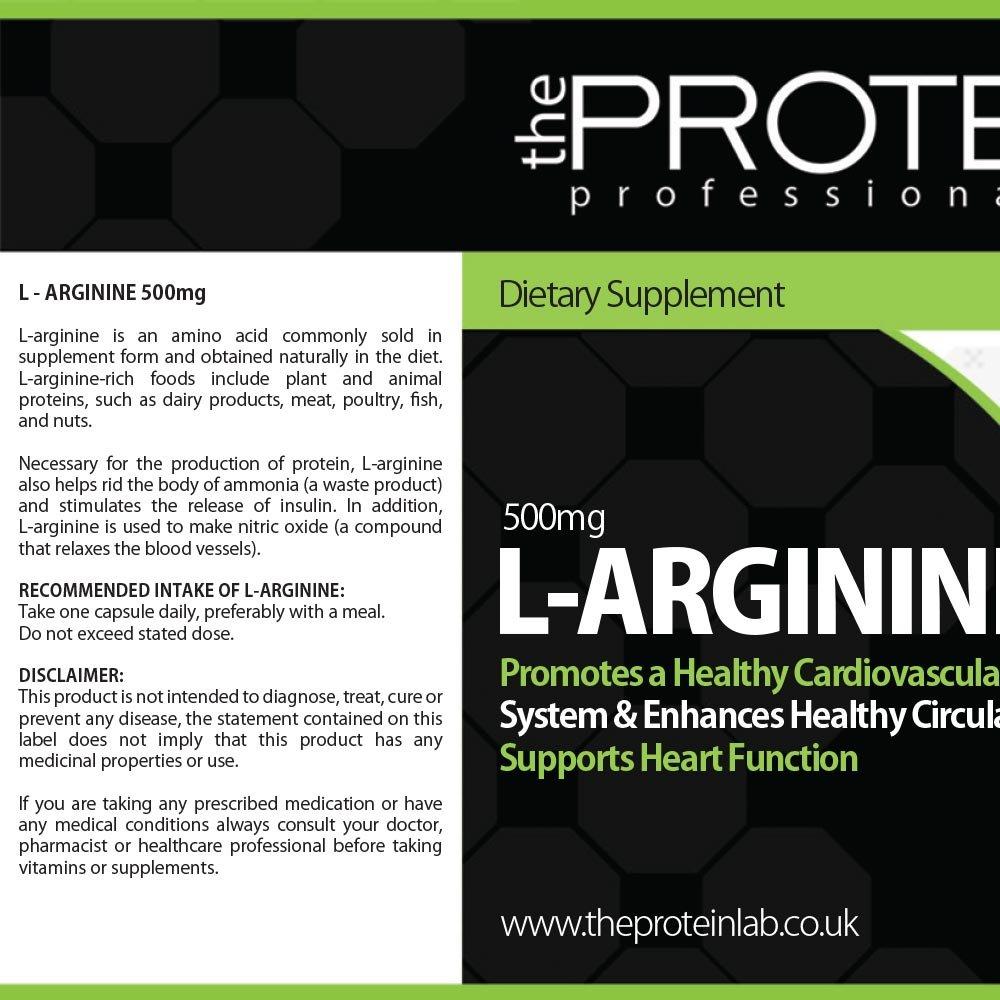 L-Arginine Muscle Growth Nitric Oxide Mega Booster UK