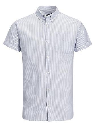 JACK   JONES Herren Kurzarm Hemd jprKevin Shirt 12116269  Amazon.de   Bekleidung 9de72c8c5d