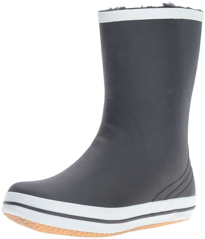Kamik Women's Shelly Rain Boot B0198WOM6S 8 B(M) US|Black