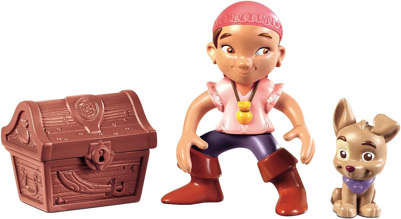 Jake y los Piratas - Figura de acción, Izzy y Patch (Mattel Y2260 ...
