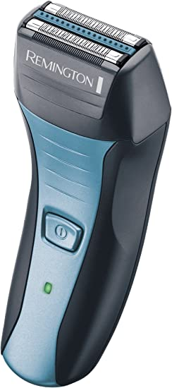 Remington SF4880 Sensitive - Afeitadora eléctrica, color azul y ...