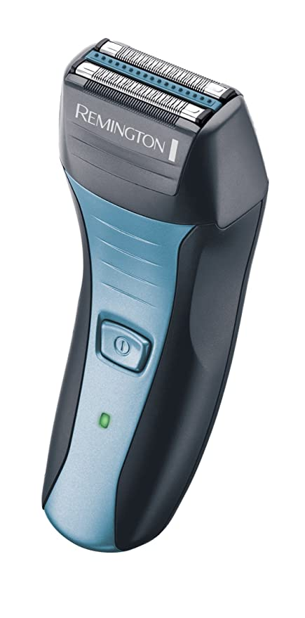 Remington SF4880 Sensitive - Afeitadora eléctrica, color azul y negro