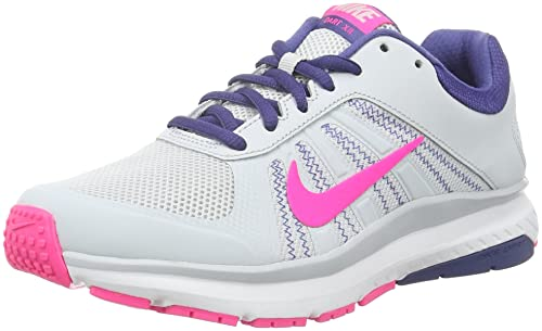 best cheap ef10d 37f06 Nike Dart 12, Scarpe Running Donna, Argento (Pure Platinum/Pink Blast-Dark  Purple Dust), 39 EU: Amazon.it: Scarpe e borse