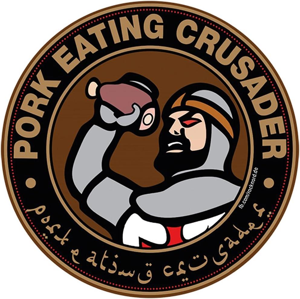 Image result for pork eating crusader