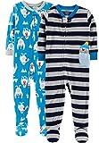 Carter's Boys' Toddler 2-Pack Fleece Pajamas