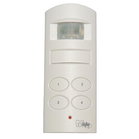 Minder - Mini sensor de movimiento PIR para el garaje de ...