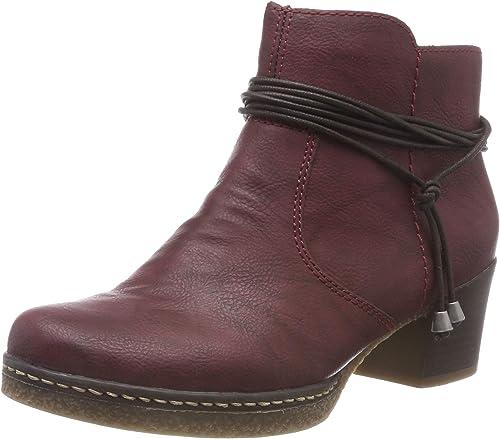 Rieker Damen 59091 Stiefeletten: : Schuhe & Handtaschen 1Sfbx