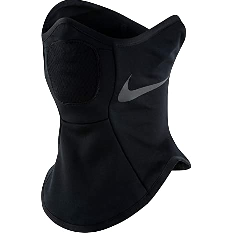 6e9f8d9e4c NIKE Squad Soccer Snood Black/Gray Unisex (S/M): Amazon.in: Sports, Fitness  & Outdoors