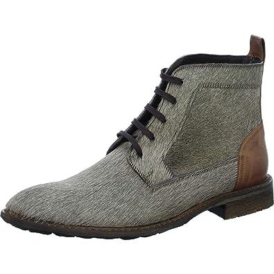 LLOYD Herren Stiefel DELOS 2858531 grau 540858  Amazon.de  Schuhe ... e1db234d09