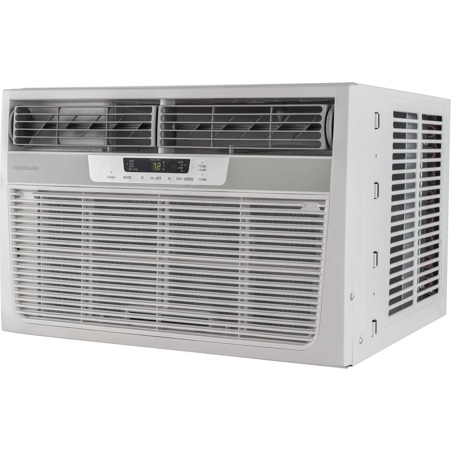 Frigidaire FFRH1222R2 12000 BTU 230-volt Compact Slide-Out Chassis Air Conditioner with 11000 BTU Supplemental Heat Capability by Frigidaire (Image #7)