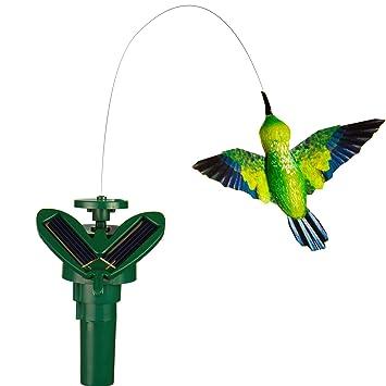 Headwind Consumer Products 830 1407 Solar Fluttering Hummingbird