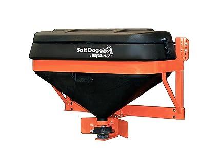 Tailgate Salt Spreader >> Amazon Com Saltdogg Tgs05b 10 79 Cubic Feet Tailgate Salt Spreader
