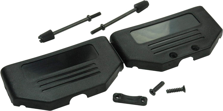 Polypropylene Pack of 10 180/° D Sub Backshell PP Body, DC SPC15317