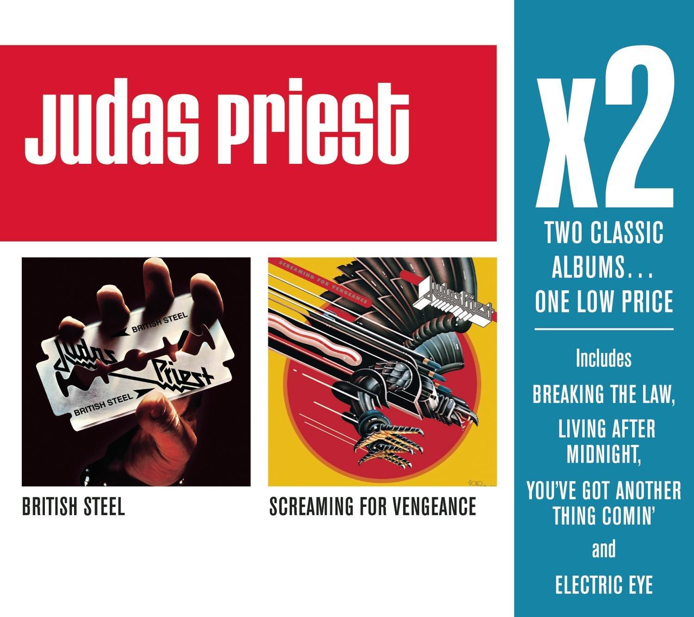 X2 (British Steel/Screaming For Vengeance)