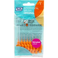 TePe 0.45 mm Size 1 Original Interdental Brush - Pack of 8 (8 piece)