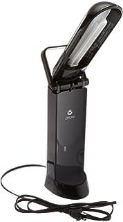Amazon.com: OttLite Folding Task Lamp, White: Home & Kitchen