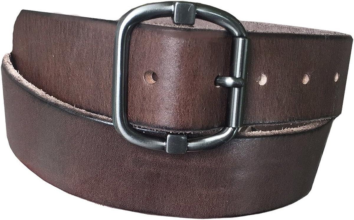 Staghound Belts Mens Cool Luke Belt Dark Brown