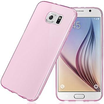 Samsung galaxy s6 edge funda , Bingsale Cubierta de silicona para samsung galaxy s6 edge de ultra delgado de TPU estuche silicona carcasa trasera dura ...