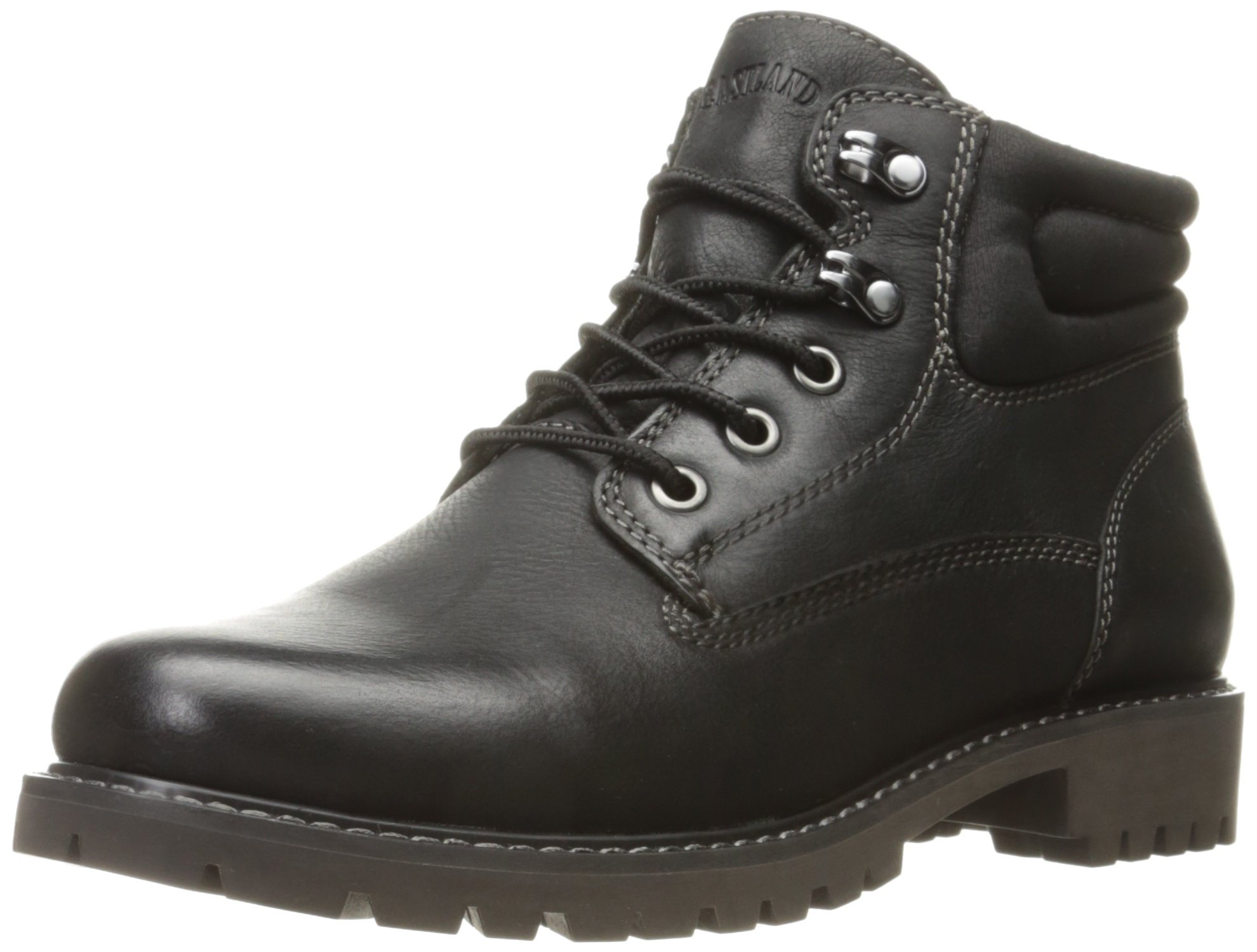 Eastland Women's Edith Chukka Boot, Black, 9 M US
