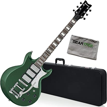 Ibanez AX230T MFTMetallic Forest AX Standard - Guitarra eléctrica ...