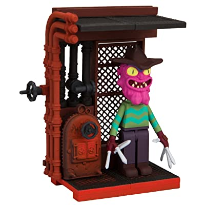 McFarlane Toys Rick & Morty You Can Run But You Can\'t Hide Micro Construction Interlocking Building Set: McFarlane Toys: Toys & Games [5Bkhe1104182]