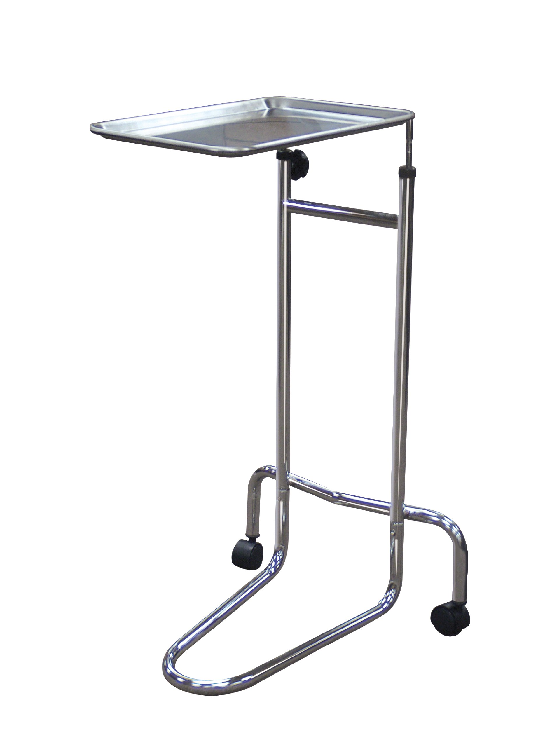 Drive Medical Mayo Instrument Stand, Double Post by Drive Medical