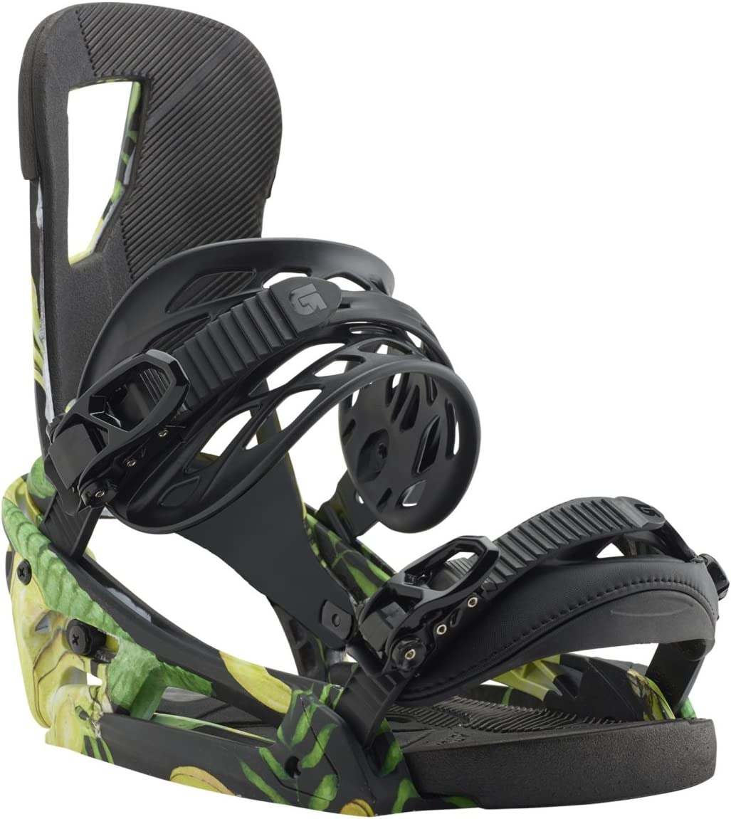 Amazon.com : Burton Cartel EST Snowboard Binding 2018 ...