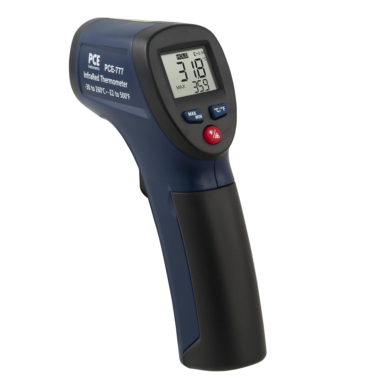 PCE Instruments –  Medidor de temperatura PCE de 777 N PCE Deutschland GmbH PCE-777N