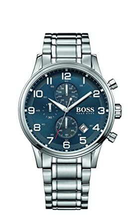 Hugo Boss Aeroliner Stainless 1513183 Price