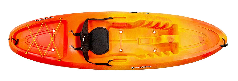 Perception Rambler 9.5 Sit on Top Kayak for Adults