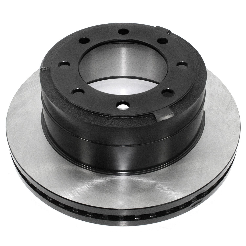 DuraGo BR901172-02 Rear-Vented Premium Electrophoretic Brake Rotor