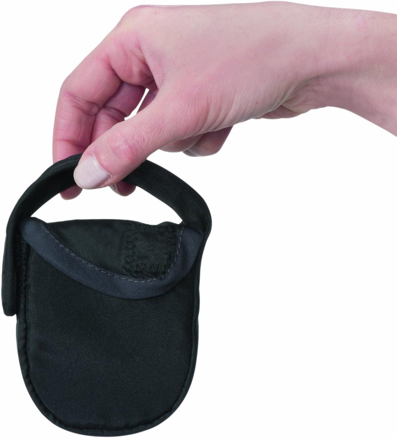 full black Nero Safety 1st ModBag Borsa fasciatoio con molte tasche e Materassino per fasciatoio