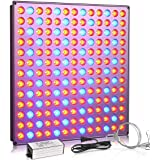 LED Grow Light, Roleadro 75W Grow Light for Indoor Plants Full Spectrum Plant Light for Seedling, Hydroponic, Greenhouse…