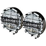 """Westin 09-0500 6"""" Chrome Off-Road Driving Light with Grid (Pair)"""