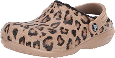 Crocs Womens Classic Lined Clog Mule