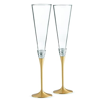 b728c9db4520 Image Unavailable. Image not available for. Color: Wedgwood Vera Wang with  Love Toasting Flute ...