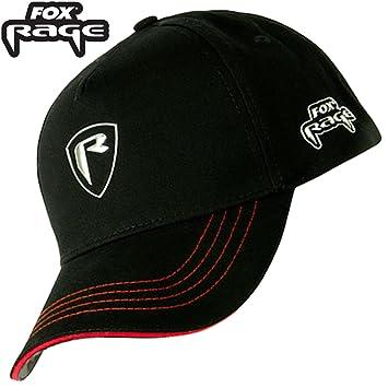 Fox Rage Shield - Gorra de béisbol angelcap para peces depredadores pesca, anglercap, patineta para pesca, protección solar, sombrero, Angel Gorro: ...