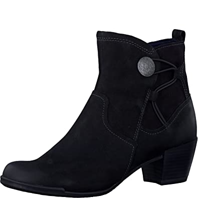 Women's 'Christy' Block Heel Boot Antishokk